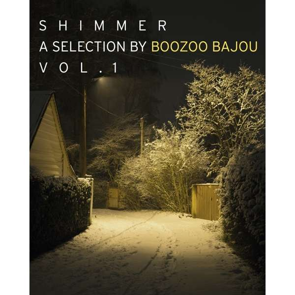 CD V/A - SHIMMER - A SELECTION