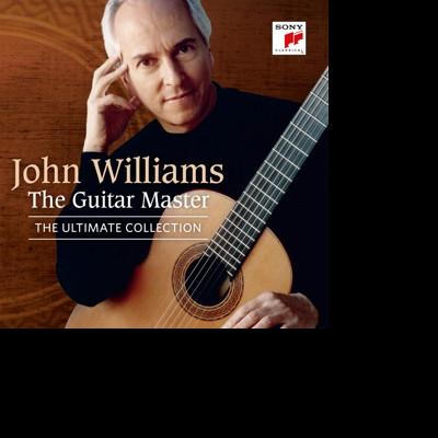 CD WILLIAMS, JOHN - The Guitar Master