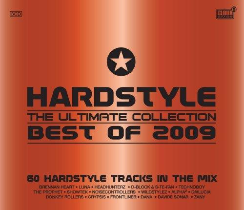CD V/A - BEST OF HARDSTYLE 2009