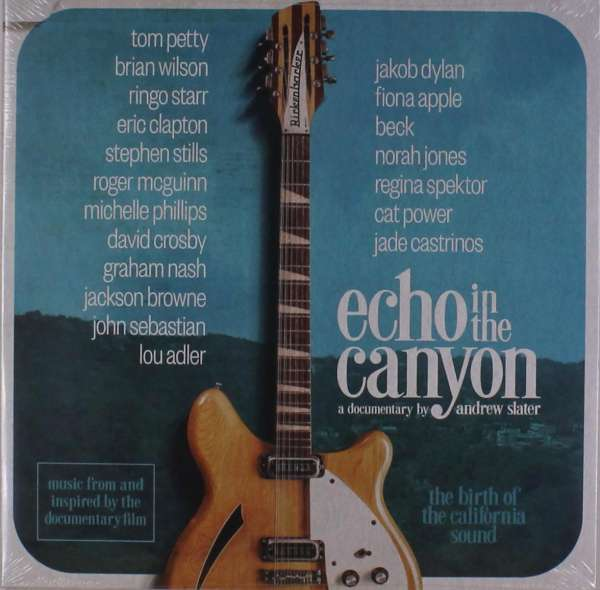 Vinyl OST / ECHO IN THE CANYON - ECHO IN THE CANYON (ORIGINAL MOTION PICTURE SOUNDTRACK)