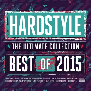 CD V/A - HARDSTYLE THE ULTIMATE COLLECTION 2015