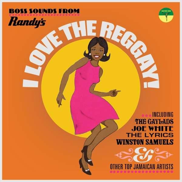 CD V/A - I LOVE THE REGGAY!