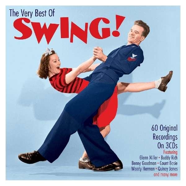 CD V/A - VERY BEST OF SWING!