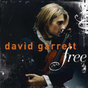 CD GARRETT DAVID - FREE