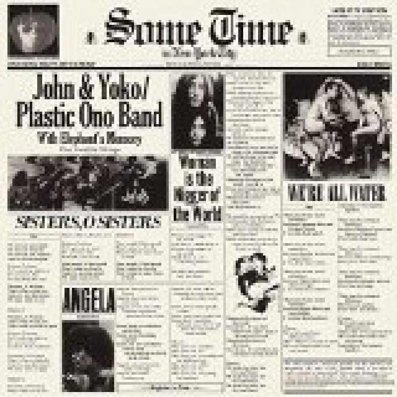 John Lennon - Vinyl LENNON JOHN - SOME TIME IN NEW YORK CITY