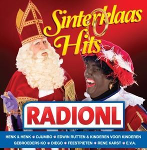 CD V/A - RADIO NL SINTERKLAAS HITS