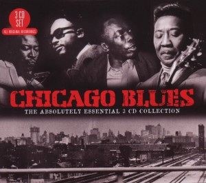 CD V/A - CHICAGO BLUES