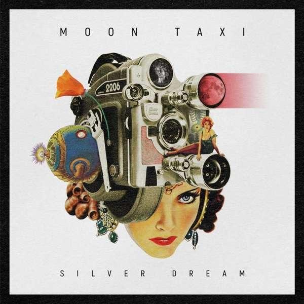 CD MOON TAXI - SILVER DREAM