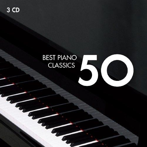 CD V/A - 50 BEST PIANO CLASSICS