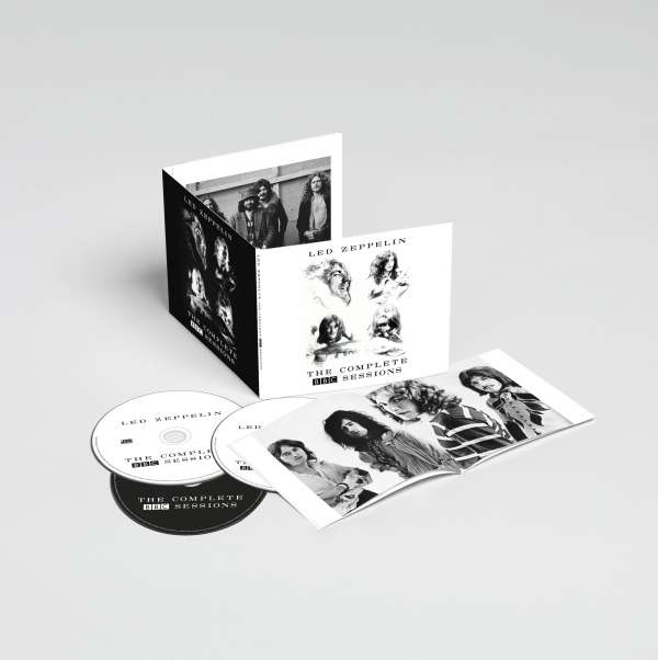Led Zeppelin - CD THE COMPLETE BBC SESSIONS