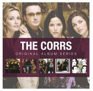 CD CORRS, THE - ORIGINAL ALBUM SERIES
