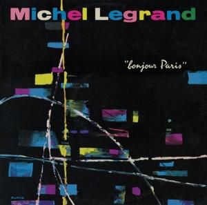 CD LEGRAND, MICHEL - BONJOUR PARIS