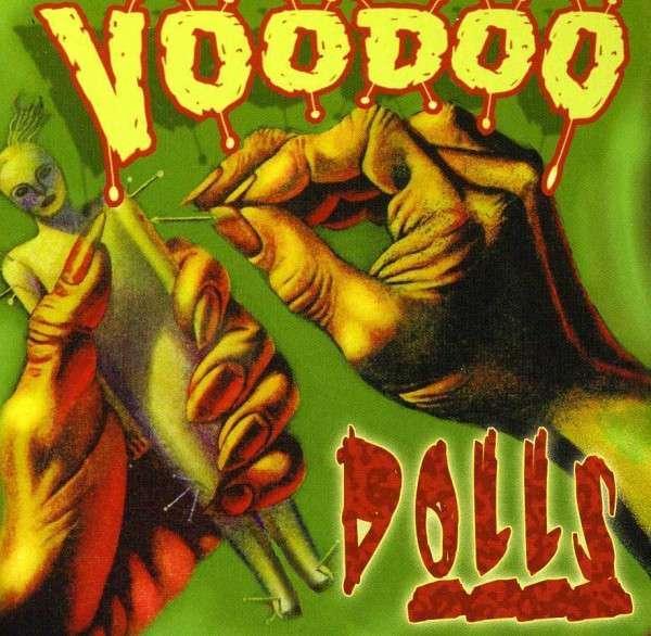 CD V/A - VOODOO DOLLS
