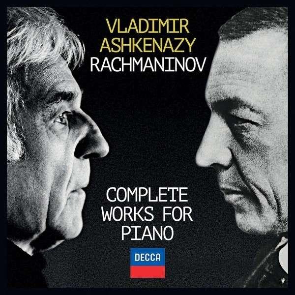 CD ASHKENAZY VLADIMIR - KLAVIRNI DILO-KOMPLET