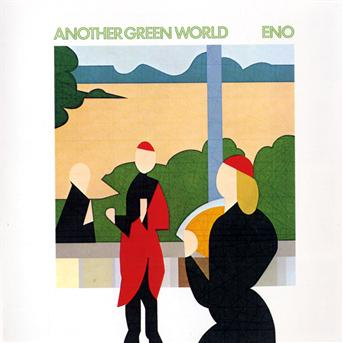 CD ENO BRIAN - ANOTHER GREEN WORLD