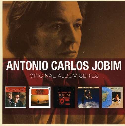 CD JOBIM, ANTONIO CARLOS - ORIGINAL ALBUM SERIES