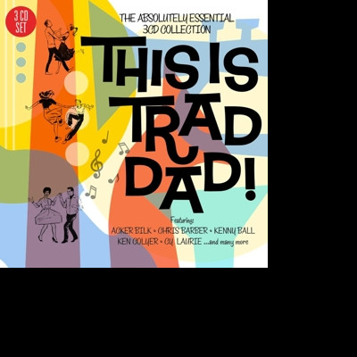 CD V/A - THIS IS TRAD DAD!