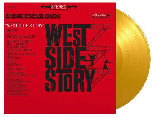 OST - Vinyl WEST SIDE STORY
