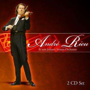 CD RIEU, ANDRE - MAGIC OF