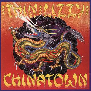 THIN LIZZY - CD CHINATOWN