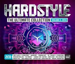 CD V/A - HARDSTYLE - ULTIMATE COLLECTION VOL.3 2014