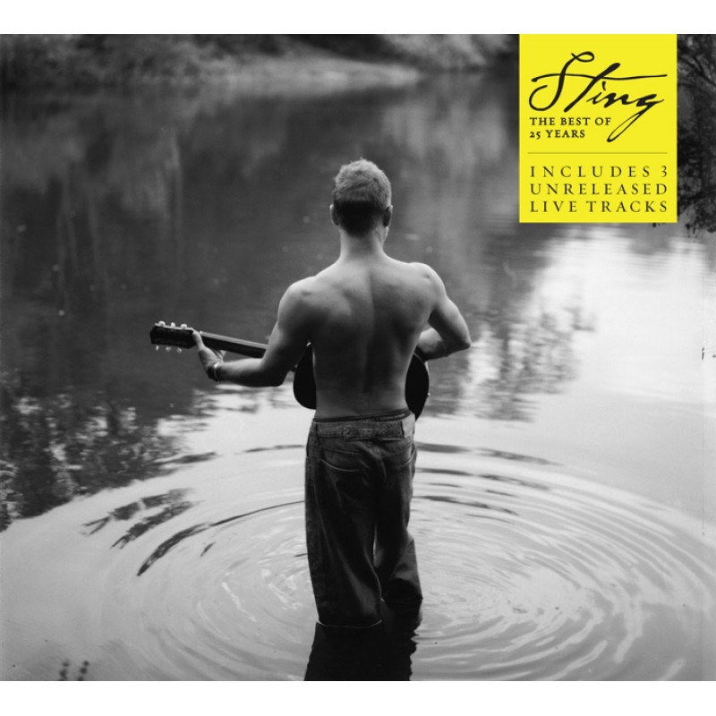 Sting - CD THE BEST OF 25 YEARS