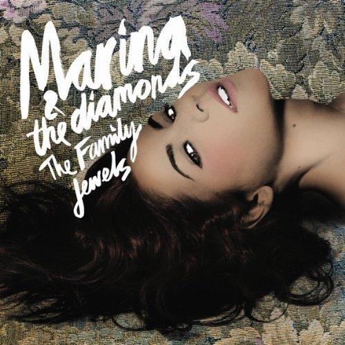 CD MARINA & THE DIAMONDS - THE FAMILY JEWELS