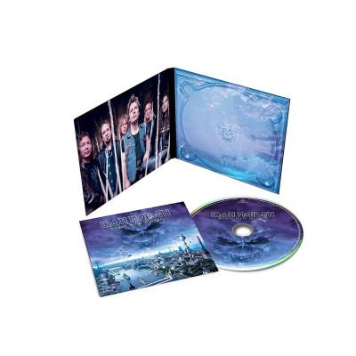 Iron Maiden - CD BRAVE NEW WORLD