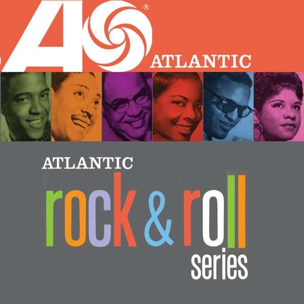 CD VARIOUS ARTISTS - ATLANTIC ROCK & ROLL
