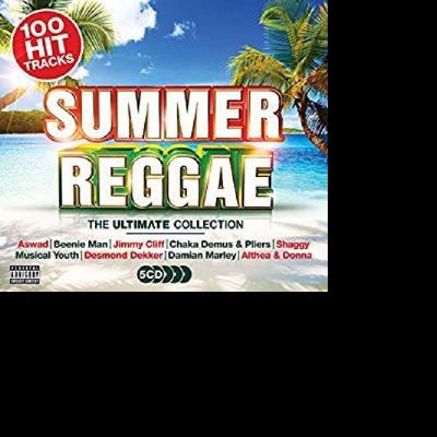 CD V/A - ULTIMATE SUMMER REGGAE