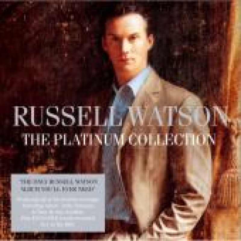 CD WATSON RUSSELL - THE PLATINUM COLLECTION