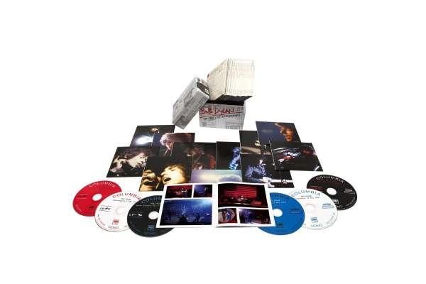 Bob Dylan - CD 1966 LIVE RECORDINGS