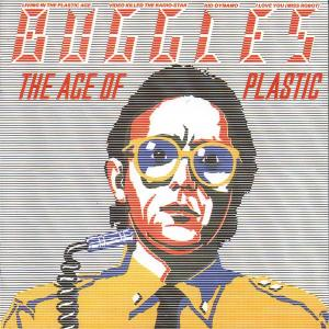 CD BUGGLES - AGE OF PLASTIC