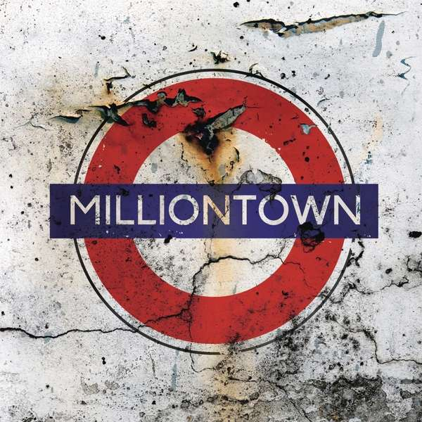 CD FROST* - Milliontown (Re-issue 2021)