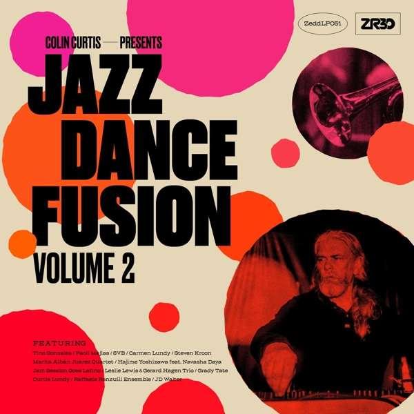 CD V/A - COLIN CURTIS PRESENTS JAZZ DANCE FUSION VOLUME 2