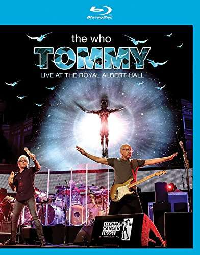 The Who - Blu-ray TOMMY LIVE AT THE ROYAL