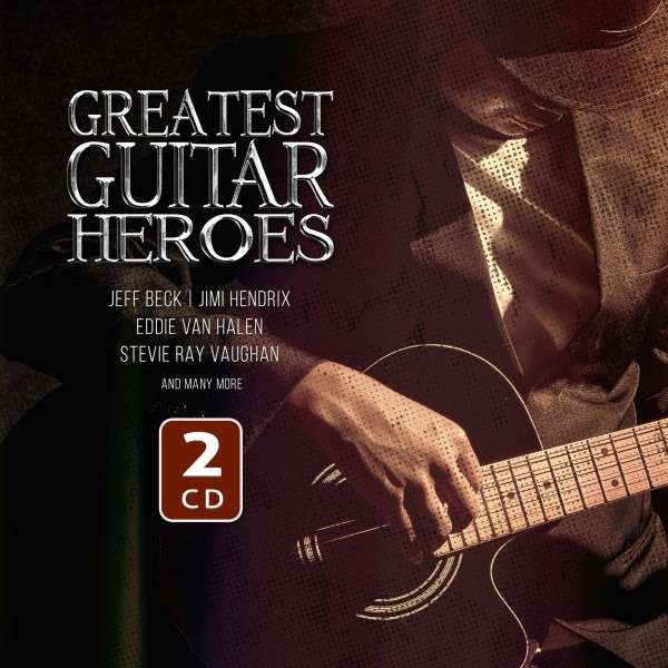 CD V/A - GREATEST GUITAR HEROES