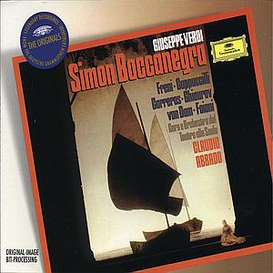 CD ABBADO/C&O TEATRO SCALA - SIMONE BOCCANEGRA