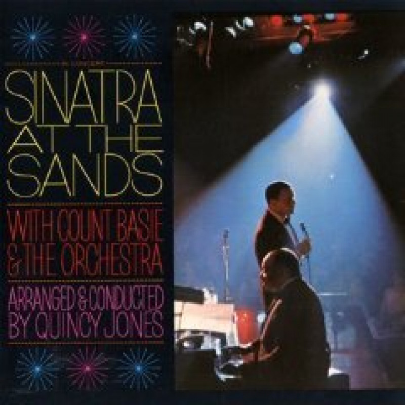 Frank Sinatra - CD SINATRA AT THE SANDS