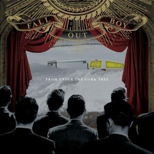 FALL OUT BOY - CD FROM UNDER THE CORK TREE