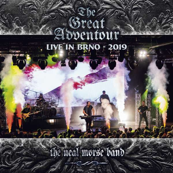 CD MORSE, NEAL -BAND- - The Great Adventour - Live in