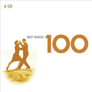 CD VARIOUS ARTISTS - 100 BEST TANGO
