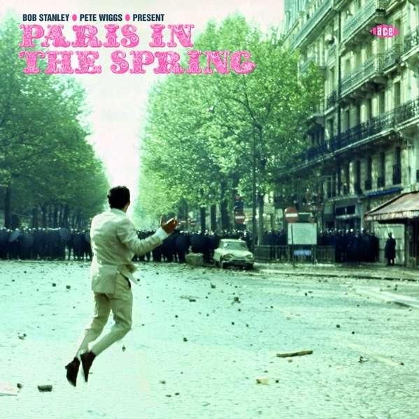 CD V/A - PARIS IN THE SPRING