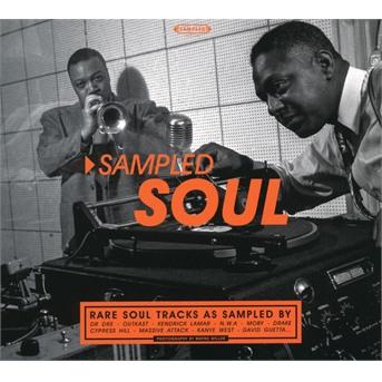 CD V/A - SAMPLED SOUL