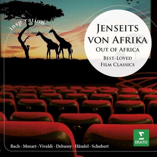 CD LITTLE/MENUHIN/MUTI/MARRINER/POPP - INSPIRATION: JENSEITS VON AFRIKA – BEST-LOVED FILM MUSIC