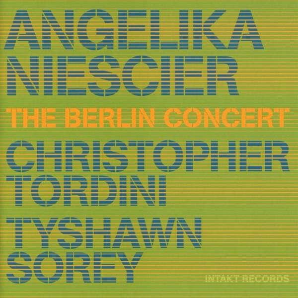CD NIESCIER, ANGELIKA -TRIO- - BERLIN CONCERT