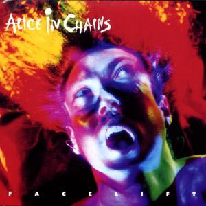 Alice In Chains - CD Facelift