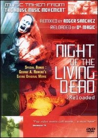 DVD MOVIE - NIGHT OF THE LIVING DEAD