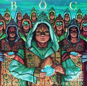CD BLUE OYSTER CULT - Fire Of Unknown Origin