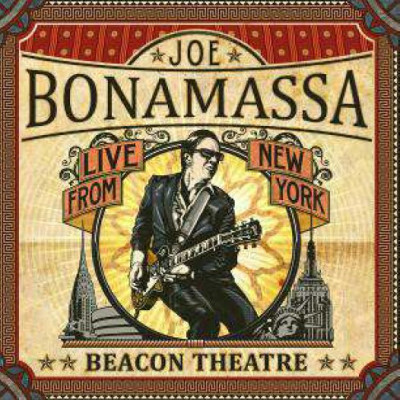 CD BONAMASSA, JOE - BEACON THEATRE: LIVE FROM NEW YORK